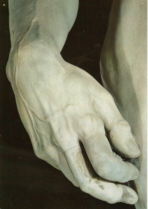 """Michelangelo's """"David"""""""