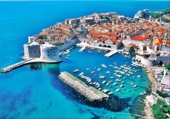 Croatia Coast (Dubrovnik, Split, several islands) - 2 weeks