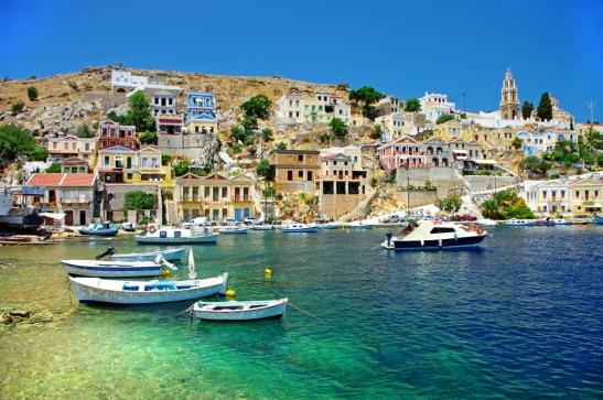 Greece (ruins and islands) - 3 weeks